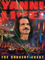 雅尼(Yanni) - Yanni Live! The Concert Event 演唱會