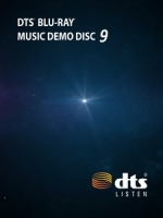 DTS Blu-ray Music Demo Disc 9 藍光測試碟