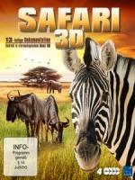 狩獵 3D (Safari3D) [Disc 1/4] <2D + 快門3D>