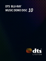 DTS Blu-ray Music Demo Disc 10 藍光測試碟