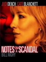 [英] 醜聞筆記 (Notes on a Scandal) (2006)[台版]