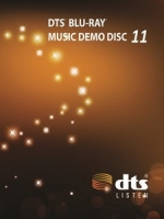 DTS Blu-ray Music Demo Disc 11 藍光測試碟