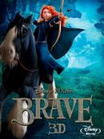 [英] 勇敢傳說 3D (BRAVE 3D) (2012) <2D + 快門3D>[台版]