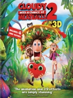 [英] 食破天驚 2 3D (Cloudy with a Chance of Meatballs 2 3D) (2013) <2D + 快門3D>[台版]