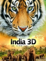 印度 3D - 老虎的蹤跡 (India 3D - On The Trail Of The Tiger) <2D + 快門3D>