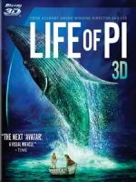 [英] 少年PI的奇幻漂流 3D (Life of Pi 3D) (2012) <2D + 快門3D>[台版]