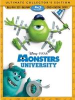 [英] 怪獸大學 3D (Monsters University 3D) (2013) <2D + 快門3D>[台版]
