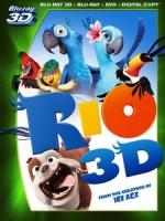 [英] 里約大冒險 3D (Rio 3D) (2011) <2D + 快門3D>[台版]
