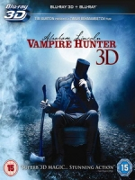 [英] 吸血鬼獵人 - 林肯總統 3D (Abraham Lincoln - Vampire Hunter 3D) (2012) <2D + 快門3D>[台版]