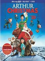 [英] 聖誕快遞 3D (Arthur Christmas 3D) (2011) <2D + 快門3D>[台版]