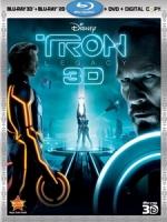 [英] 創 - 光速戰記 3D (Tron - Legacy 3D) (2011) <2D + 快門3D>[台版]
