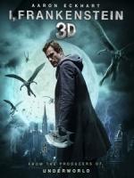 [英] 科學怪人 - 屠魔大戰 3D (I, Frankenstein 3D) (2014) <2D + 快門3D>[台版]