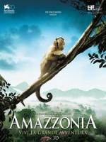 亞馬遜雨林 3D (Amazzonia 3D) <2D + 快門3D>