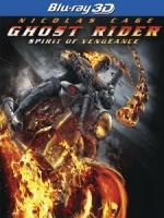 [英] 惡靈戰警 - 復仇時刻 3D (Ghost Rider - Spirit of Vengeance 3D) (2012) <2D + 快門3D>[台版]