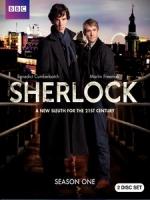 [英] 新世紀福爾摩斯 第一季 (Sherlock S01) (2010)[台版]