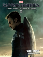 [英] 美國隊長 2 - 酷寒戰士 3D (Captain America - The Winter Soldier 3D) (2014) <2D + 快門3D>[台版]