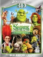 [英] 史瑞克快樂4神仙 3D (Shrek Forever After 3D) (2010) <2D + 快門3D>