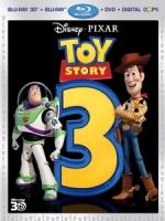 [英] 玩具總動員 3 3D (Toy Story 3 3D) (2009) <2D + 快門3D>[台版]