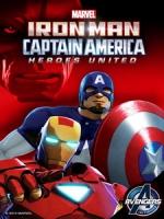 [英] 鋼鐵人與美國隊長 - 聯合戰紀 (Iron Man and Captain America - Heroes United) (2014)[搶鮮版,不列入贈片優惠]