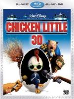 [英] 四眼天雞 3D (Chicken Little 3D) (2005) <2D + 快門3D>[台版]