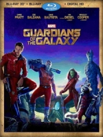 [英] 星際異攻隊 3D (Guardians of the Galaxy 3D) (2014) <2D + 快門3D>[台版]