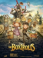[英] 怪怪箱 3D (The Boxtrolls 3D) (2014) <2D + 快門3D>[台版]