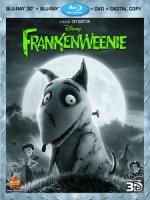 [英] 科學怪犬 3D (Frankenweenie 3D) (2012) <2D + 快門3D>[台版]