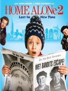 [英] 小鬼當家 2 (Home Alone 2 - Lost in New York) (1992)[台版]