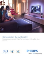 Philips Demonstration Blu-Ray Disc 2011 藍光測試碟 <2D + 快門3D>