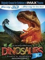 恐龍 - 巴塔哥尼亞的巨獸 3D (Dinosaurs - Giants of Patagonia 3D) <2D + 快門3D>[台版]