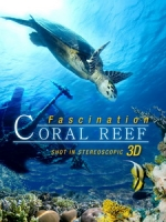 珊瑚魅力 3D (Fascination Coral Reef 3D) <2D + 快門3D>[台版]
