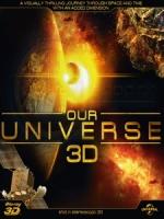 宇宙巡禮 3D (Our Universe 3D) <2D + 快門3D>[台版]