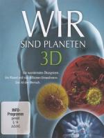人體探索 3D (WIR Sind Planeten 3D) <2D + 快門3D>