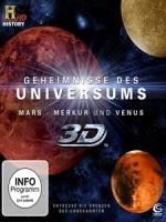 宇宙 3D - 火星 / 水星 / 金星 (The Universe 3D - Mars / Merkur / Venus) <2D + 快門3D> [PAL]