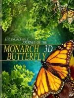 莫納克蝴蝶的神奇之旅 3D (The Incredible Journey of the Monarch Butterflies 3D) <2D + 快門3D>
