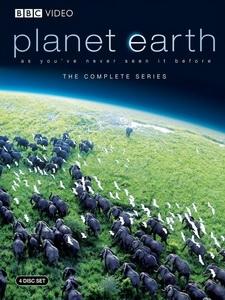 地球脈動 (Planet Earth) [Disc 1/4][台版]