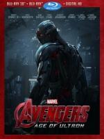 [英] 復仇者聯盟 2 - 奧創紀元 3D (Avengers - Age of Ultron 3D) (2015) <2D + 快門3D>[台版]