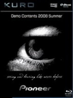 Pioneer KURO Demo Contents 2008 Summer 藍光測試碟