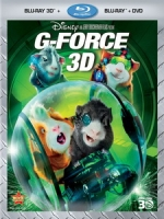 [英] 鼠膽妙算 3D (G-Force 3D) (2009) <2D + 快門3D>[台版]