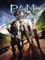 [英] 潘恩 - 航向夢幻島 3D (Pan 3D) (2015) <2D + 快門3D>[台版]