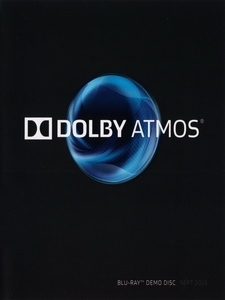 Dolby Atmos Blu-Ray Demo Disc (Sep 2015) 藍光測試碟