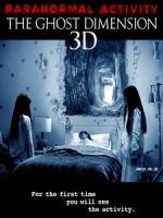 [英] 鬼入鏡 5 3D (Paranormal Activity - The Ghost Dimension 3D) (2014) <2D + 快門3D>[台版]