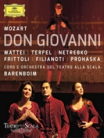 莫札特 - 唐喬凡尼 (Mozart - Don Giovanni) 歌劇