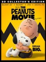[英] 史努比 3D (The Peanuts Movie 3D) (2015) <2D + 快門3D>[台版]