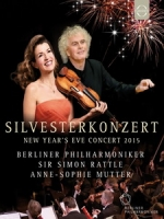 賽門拉圖(Simon Rattle) - Silvesterkonzert New Year s Eve Concert 2015 音樂會