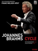 魏瑟莫斯特(Franz Welser-Most) - Johannes Brahms Cycle 音樂會 [Disc 1/3]