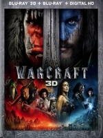 [英] 魔獸 - 崛起 3D (Warcraft 3D) (2016) <2D + 快門3D>[台版]