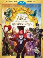 [英] 魔境夢遊 - 時光怪客 3D (Alice Through the Looking Glass 3D) (2016) <2D + 快門3D>[台版]