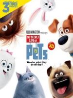 [英] 寵物當家 3D (The Secret Life of Pets 3D) (2016) <快門3D>[台版]