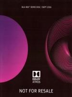 Dolby Atmos Blu-Ray Demo Disc (Sep 2016) 藍光測試碟
